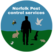 Norfolk Pest Control Services Logo